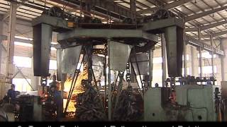 Marine anchor chain manufacturers ,Zhejiang Shuangniao Anchor Chain Co , Ltd.Corporate videos.