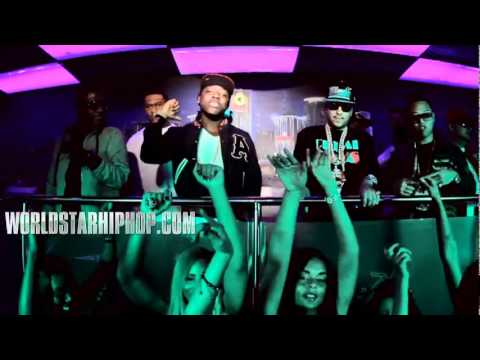 French Montana ft  Ace Hood - You Don't Hear Me Though (Official Video)