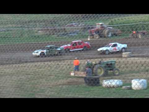35 Raceway Park | 7/14/18 | 2nd Annual Mike Hardesty Memorial | Compact Heat 2