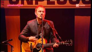 David Gray - Flame Turns Blue (live at Zermatt Unplugged)