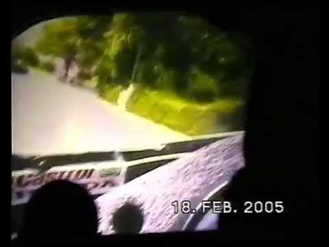 Steve Hislop  on bike TT experience