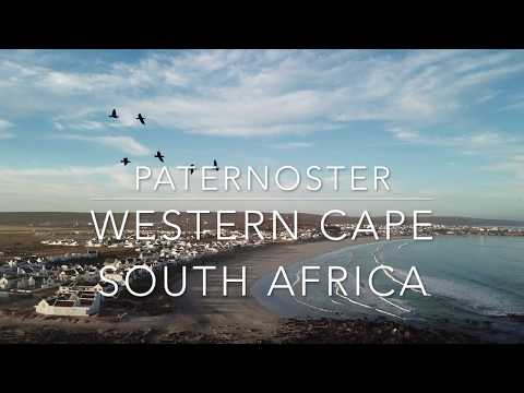 DJI Mavic Pro - Paternoster, Western Cape, South Africa