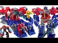 Transformers Prime Cyberverse Optimus Maximus! Transformed into battleship! #DuDuPopTOY