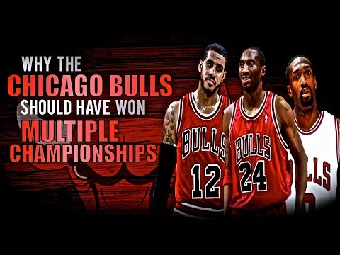 Why The Bulls Should Have Won Multiple Championships Post Jordan