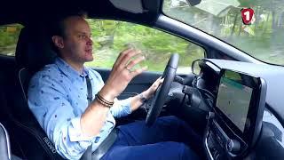 Тест-драйв FORD Fiesta ST (Форд Фиеста СТ). Автоцентр-тест