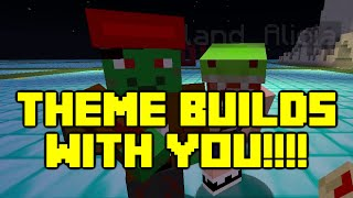 Minecraft - Your Theme Builds - Update and info