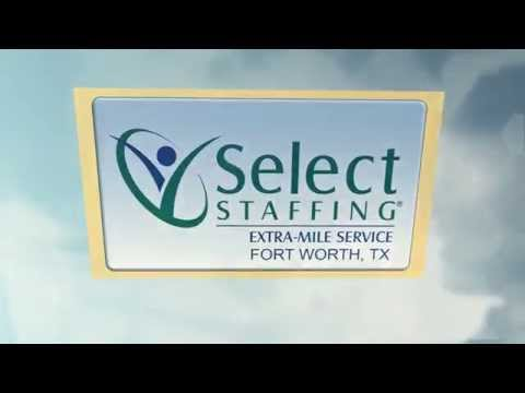 Select Staffing - Staffing Agency in Fort Worth