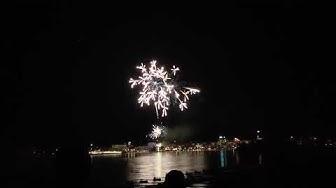 Oulun kaupungin ilotulitus 2019 / Oulu city fireworks 2019