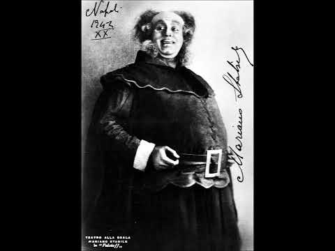Falstaff 1937 Live Salzburg (Stabile,Biasini,Borgioli,Somigli,Oltrabella - Toscanini)