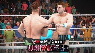 COLE'S FIRST MATCH BACK!! | WWE 2K19 MyCareer Universe Ep #11