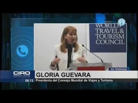 Por coronavirus no se ve un panorama positivo para el turismo en México: Gloria Guevara
