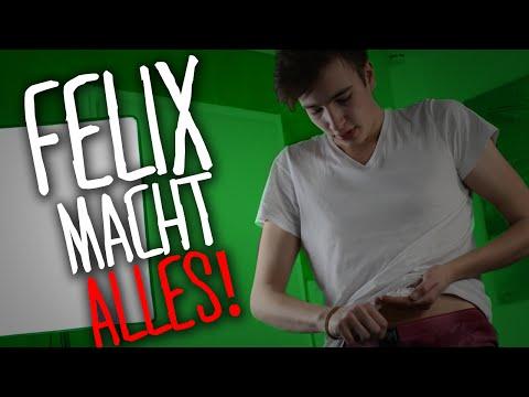 EISWÜRFEL IN UNTERHOSE KIPPEN | Felix Macht Alles! (feat. Anki OVERDRIVE) | Rotpilz