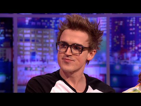 Tom Fletcher Auditioned For Busted - The Jonathan Ross Show
