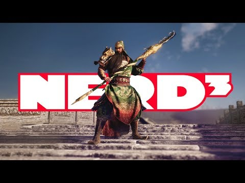 Nerd³ Sluts It Up With Three Kingdoms - Dynasty Warriors 9