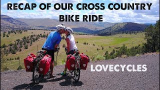 A Final Recap of Our Cross USA Bike Tour-LoveCycles