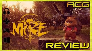 mAIZE - PS4 REVIEW