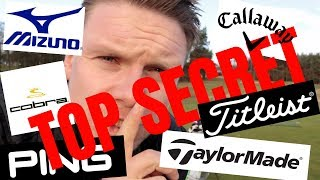 THE MIND BLOWING SECRET GOLF BRANDS DON'T WANT YOU TO KNOW!