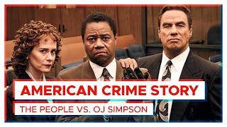 American Crime Story: The People Vs. OJ Simpson | 5 MOTIVOS PRA VER!