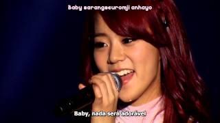 [Live] KARA - Wait (Legendado PT-BR)