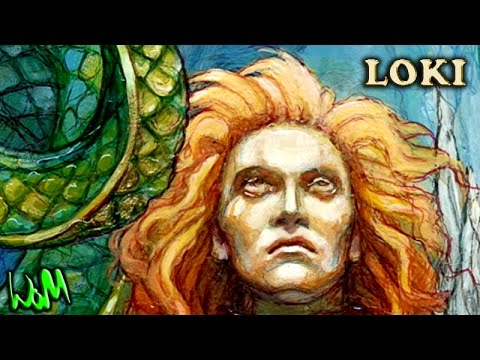 All About : LOKI - Norse God : Gods And Goddesses