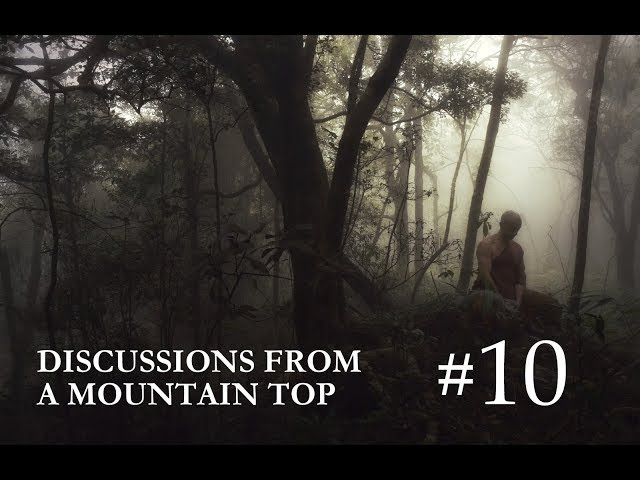 DISCUSSIONS FROM A MOUNTAIN TOP #10 -