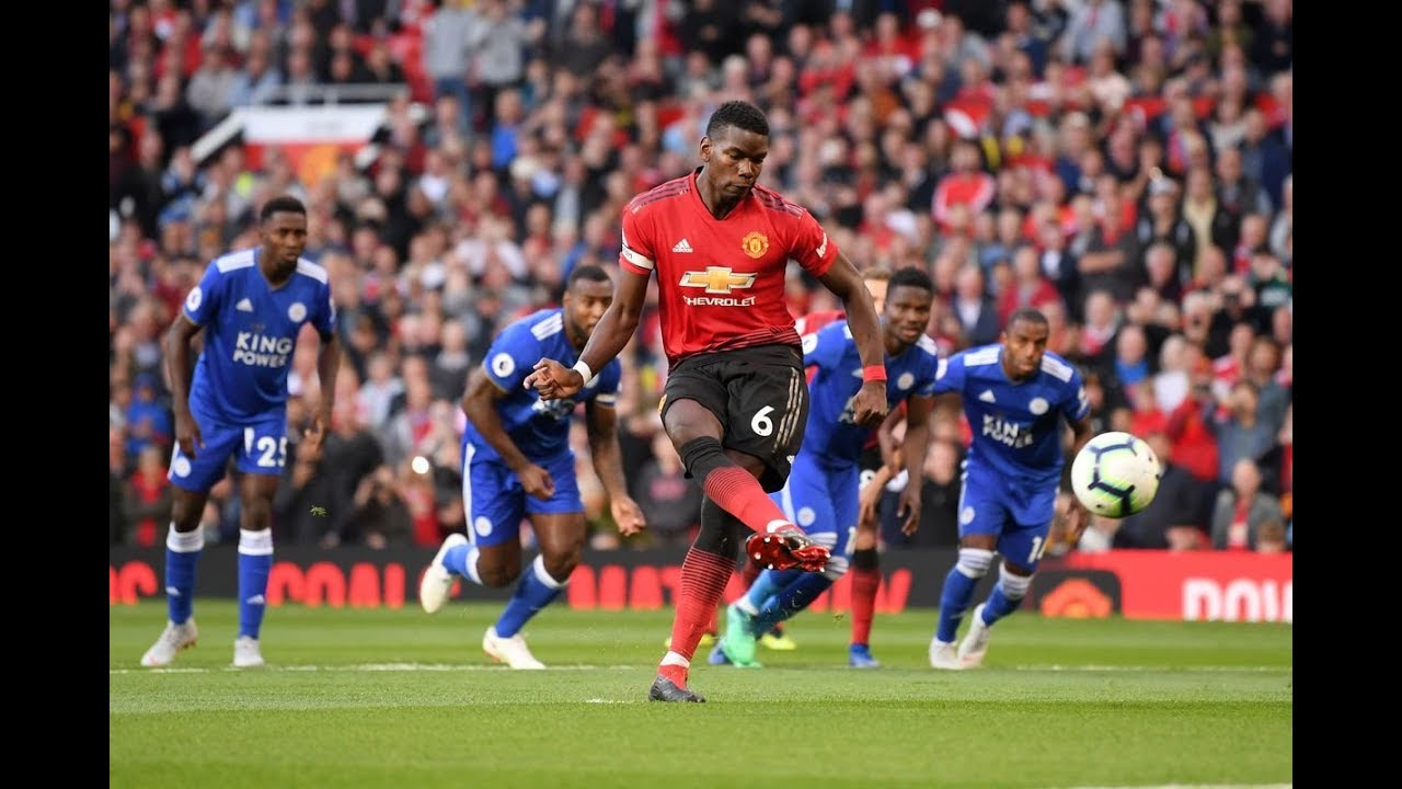 2019-2020 EPL Match of the Week (5): Manchester United will Win vs  Leicester City Foxes!