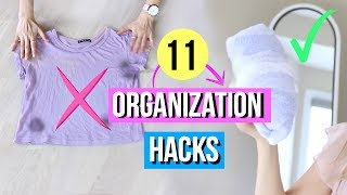 11 Fashion Hacks for Organization You Must Know!