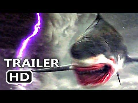 Sharknado 5 Official Trailer (2017) Global Swarming Shark Movie HD