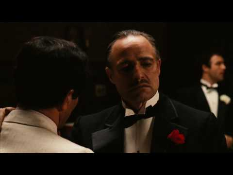 "The Godfather 45th Anniversary - ""Offer He Can't Refuse"" Clip"