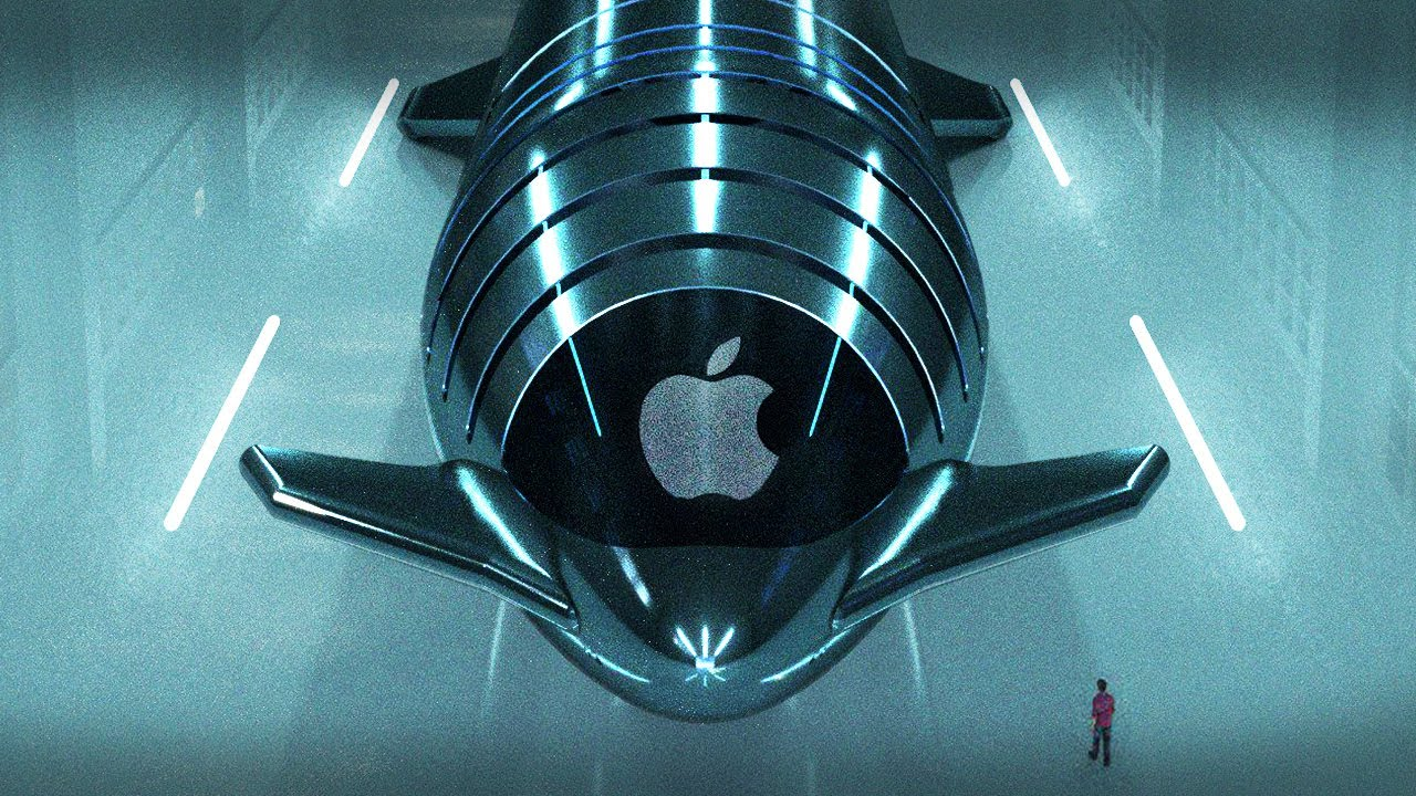Apple's Insane New Partnership With SpaceX