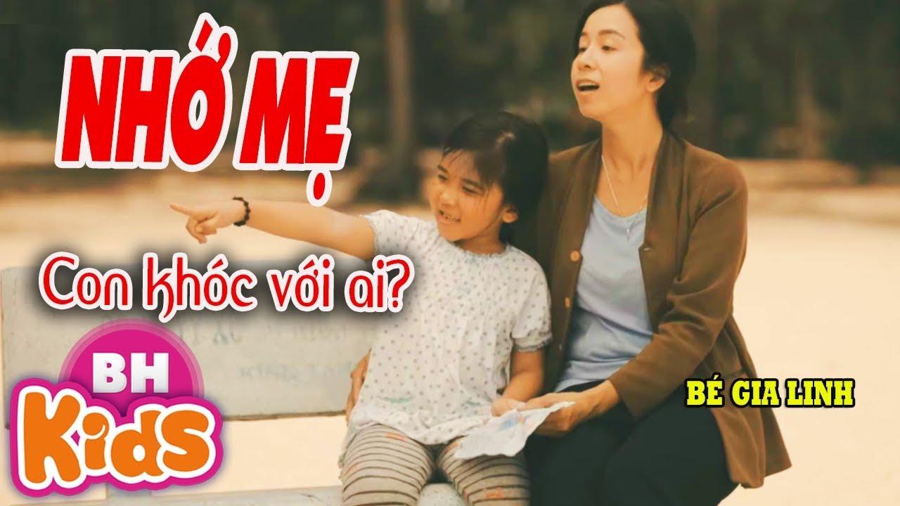 MV BỨC THƯ GỞI LÊN THIÊN ĐƯỜNG - Bé Gia Linh 6 tuổi làm triệu trái tim nức nở khi hát về Mẹ