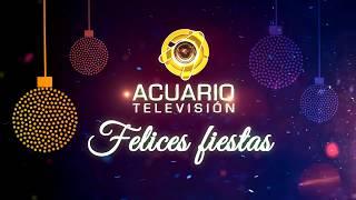 Feliz Navidad de parte de Acuario TV - jingle