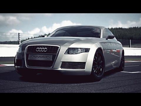 (GT6) Audi Nuvolari quattro