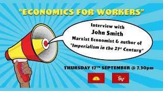 """John smith is a marxist economist, researcher and author. he has written extensively on the issues of imperialism super-exploitation both in his book """"im..."""