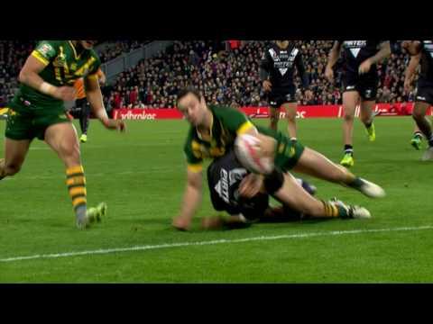 2016 Ladbrokes Four Nations Final Highlights - Australia V New Zealand
