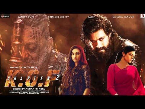 Download K.G.F Chapter 2 FULL MOVIE  HD facts | Yash | Srinidhi Shetty |Sanjay D |Prashanth N | Hombale Films