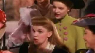 Judy Garland - The Trolley Song 2010 (club mix)