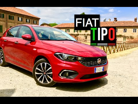2016 fiat tipo hatchback review inside lane youtube. Black Bedroom Furniture Sets. Home Design Ideas