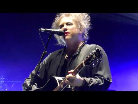 The Cure - Out of this world live in NYC at MSG 20 June 2016