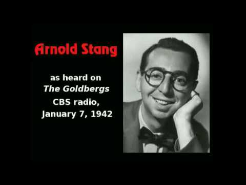 arnold stang net worth