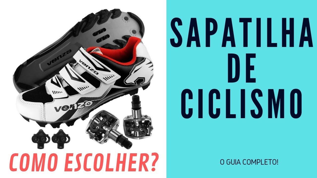 849a1483df Sapatilha de Ciclismo  um guia completo pra você escolher a sua