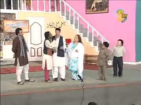 Jhoome Pakistani Stage Drama