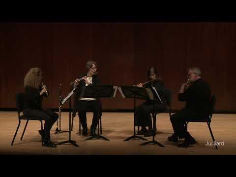 Eric Sessler: Hidden River (flute Quartet)
