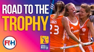 How The Netherlands Won The 2014 Hockey World Cup!