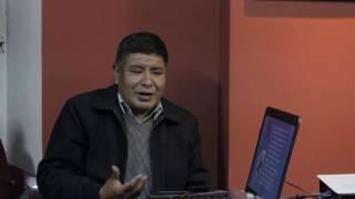 Jorge Apaza: Pueblos originarios y Estado: demandas y respuestas otorgadas frente al cambio climático