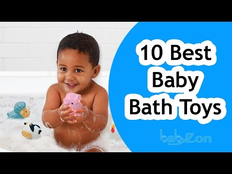Best baby bath toys 2016 - Top 10 bath toys Reviews