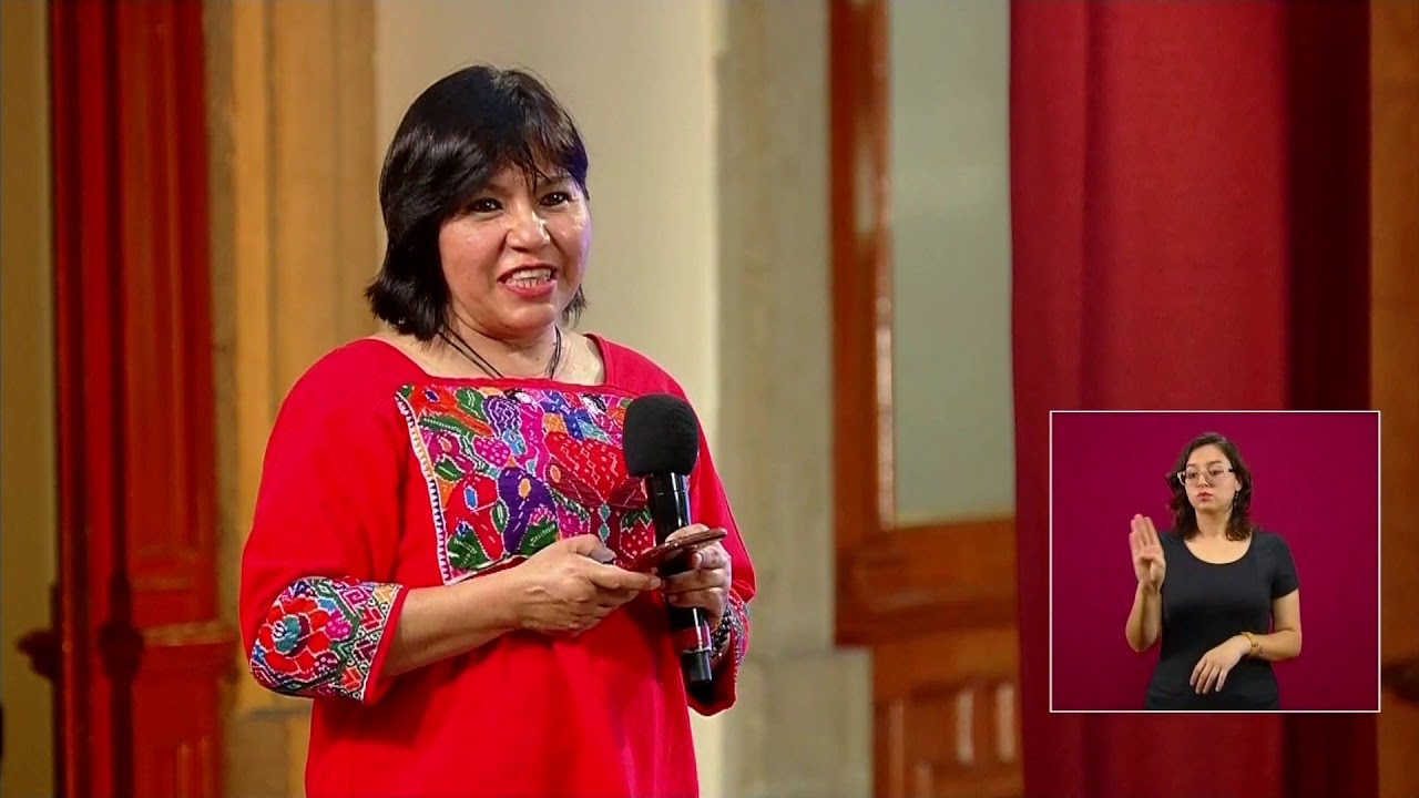 Garantizado el pago de becas Benito Juárez: Animas Vargas - YouTube