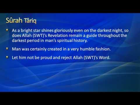 26th Taraweeh Summary