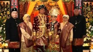 Wedding Dress of Mandailing / South Tapanuli