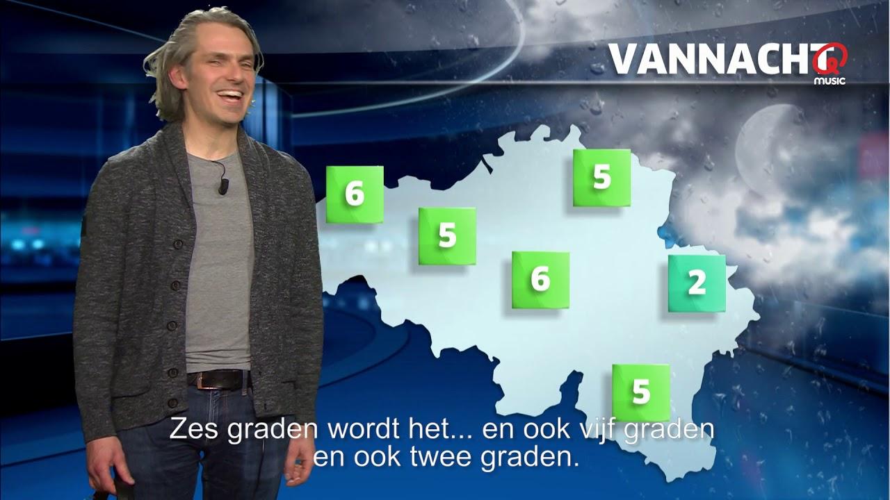 Blind Gedropt: Wim presenteert het weerbericht op VTM! #1